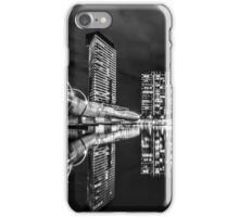 Web Bridge , Melbourne iPhone Case/Skin