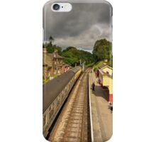 Goathland Station  iPhone Case/Skin