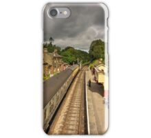 Goathland Station  iPhone Case/Skin