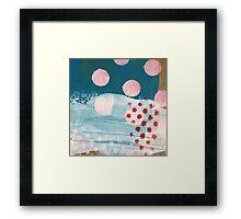 Abstrakt XIV  Framed Print