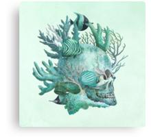 Full Fathom Five  Canvas Print