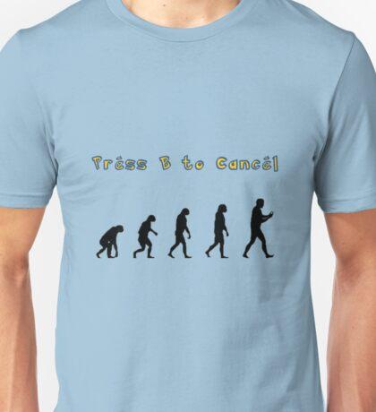 Press B to Cancel Unisex T-Shirt