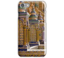 Seville - Sunlight in Plaza de Espana iPhone Case/Skin