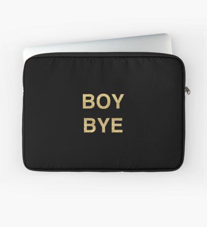boy bye | beyonce Laptop Sleeve