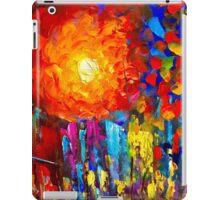 Oil Colours iPad Case/Skin