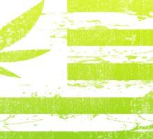 Legalize America Marijuana Pot Leaf Sticker