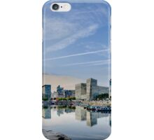 Salthouse Dock Liverpool iPhone Case/Skin