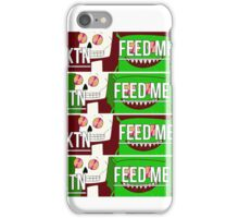 Feed me & Kill the noise iPhone Case/Skin