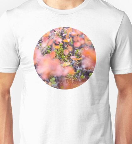 Colorful twigs Unisex T-Shirt