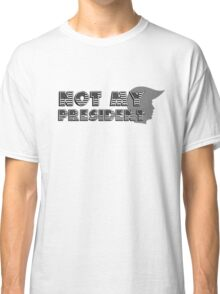 Donald Trump Is Not My President Classic T-Shirt