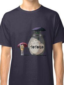 Totoro, Satsuki and Mei Classic T-Shirt