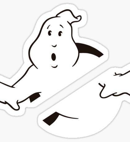 Ghostbusters Sticker