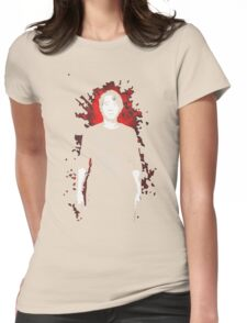 TWD - Maggie, I Will Find You! (Glenn) Womens Fitted T-Shirt
