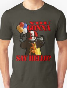 Pennywise the Clown - IT by Stephen King Unisex T-Shirt