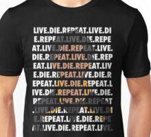 Live. Die. Repeat. / Re Zero Unisex T-Shirt