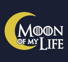 Moon of my life - Khal Drogo & Daenerys Targaryen Kids Clothes