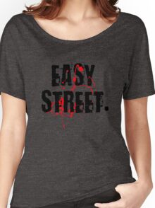 EASY STREET Women's Relaxed Fit T-Shirt
