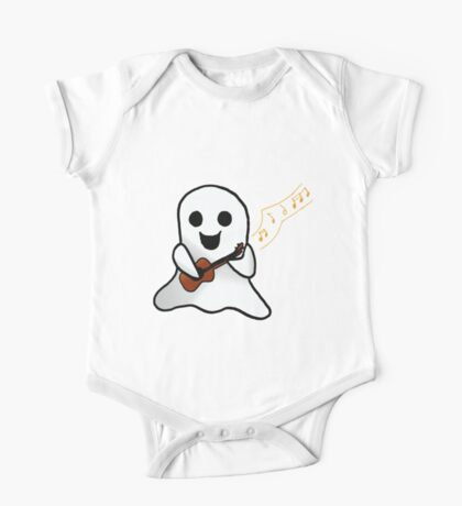 Musical Ghost One Piece - Short Sleeve