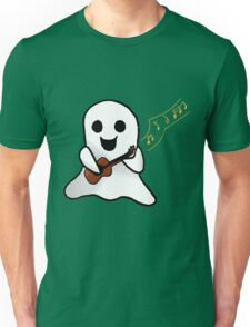 Musical Ghost Unisex T-Shirt