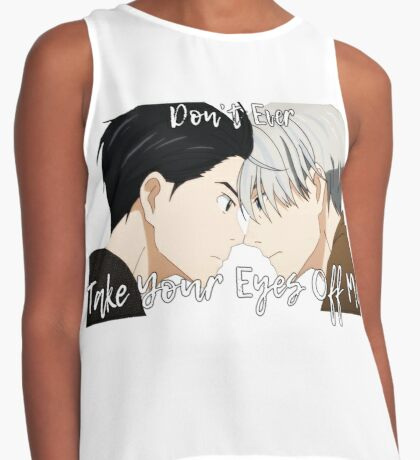 Don't Ever Take Your Eyes Off Me - Normal ver.  Contrast Tank