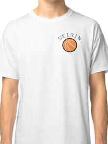 Kuroko No Basuke/Basket - Seirin Bench Uniform Classic T-Shirt