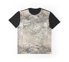 Coral Design Graphic T-Shirt