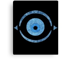 The Swollen Eyeball Network Canvas Print