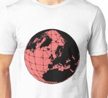 World Web (pink) Unisex T-Shirt