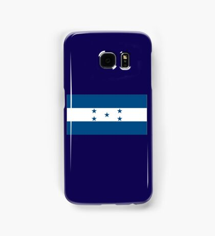 National Flag of Honduras  If you like, please purchase an item, thanks Samsung Galaxy Case/Skin