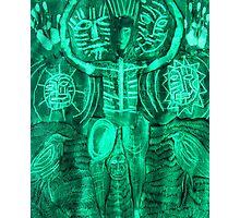 greenman Photographic Print