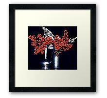 Put On Your Dancing Shoes Framed Print
