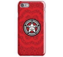 Disobey Red Propaganda Obey Shirt Patter V for Vendetta Design iPhone Case/Skin