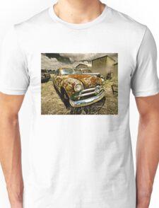 Abandoned 1949 Ford  Custom - Shoebox Unisex T-Shirt