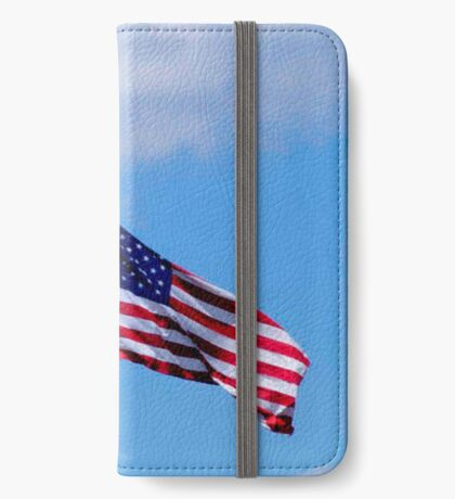 Happy 4th of July America! (please read description) iPhone Wallet/Case/Skin