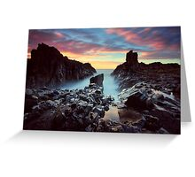 Bombo Sunrise Greeting Card