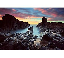 Bombo Sunrise Photographic Print