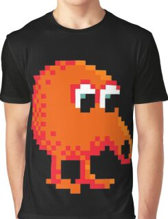 Q*Bert Graphic T-Shirt