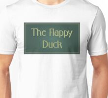 The Flappy Duck - The IT Crowd Unisex T-Shirt