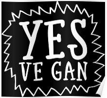 Yes ve gane! Poster