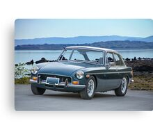 1969 MGB GT Coupe Canvas Print