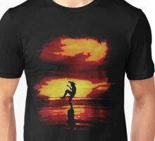 The Crane Kick Karate Kid Unisex T-Shirt