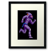 Shadow Of The Beast Framed Print
