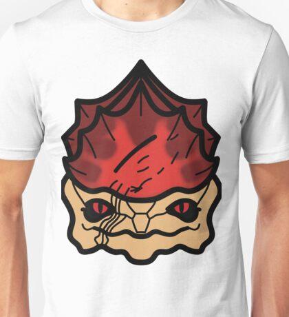Urdnot Wrex - Flat Unisex T-Shirt