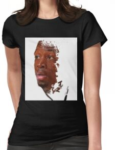 dwyane wade Womens Fitted T-Shirt