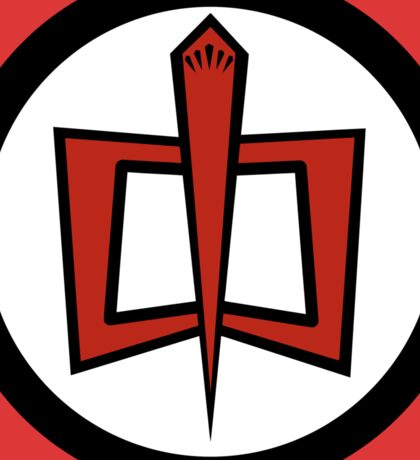 Greatest American Hero symbol Sticker