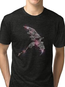 Smaug - Lonely Mountain Tri-blend T-Shirt