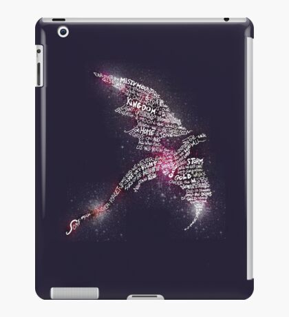 Smaug - Lonely Mountain iPad Case/Skin