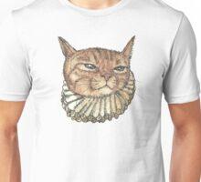 Banjo Cat Face Unisex T-Shirt