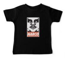 Obey Narcos Pablo Escobar Baby Tee