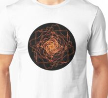 Fire Rose Unisex T-Shirt